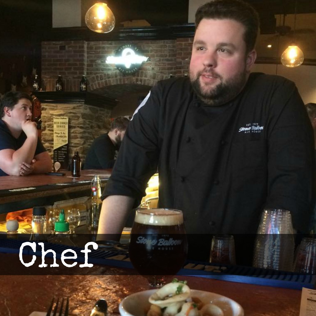 Chef Robbie Jester Best of Delaware